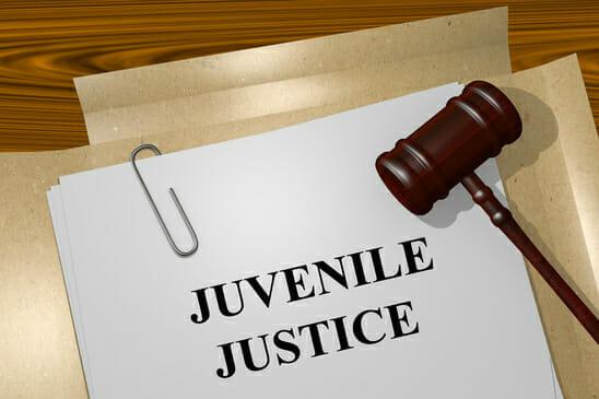 Juvenile Justice concept